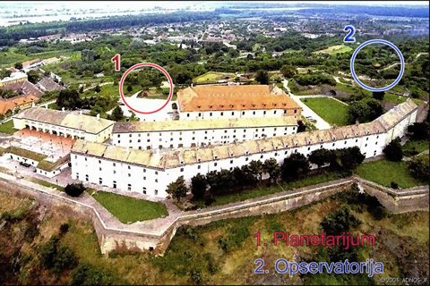 Planetarijum - Petrovaradinska Tvrdjava